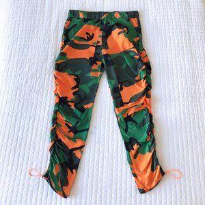 New Regime Camo Pants